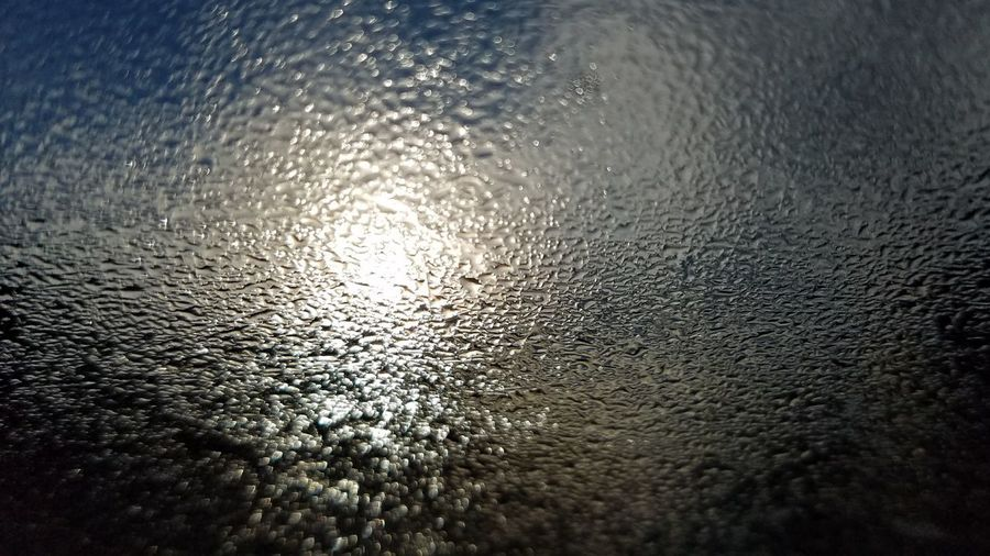 Backgrounds Water Full Frame No People Reflection Pattern Shiny Nature Textured  Close-up Outdoors Illuminated Night Sunrise Sunlight Use Your Imagination Sky Day Nature Textured