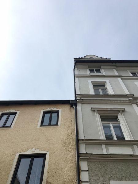 Bavarian Architecture Bad Tölz Bavarian House Bavarian City