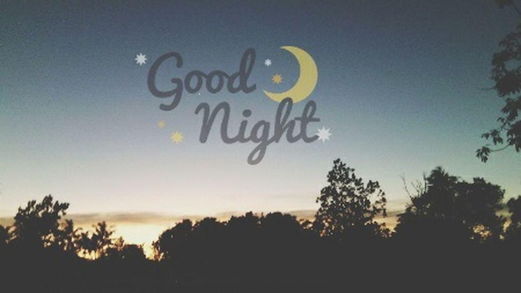 Goodnight ♡ Endoftheday