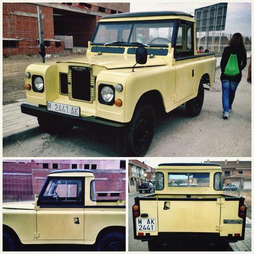 Land Rover Santana 88 III Special, Short Roof Vintage Cars Classic Car Joyas Aparcadas