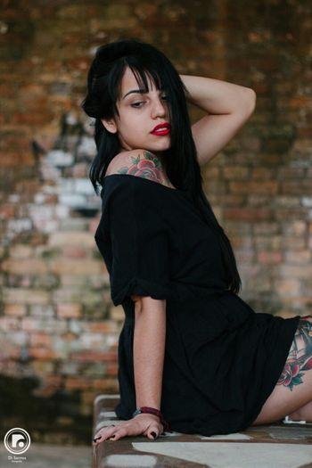 Tattooedgirls Sweetgirl Bodyart Tattoo