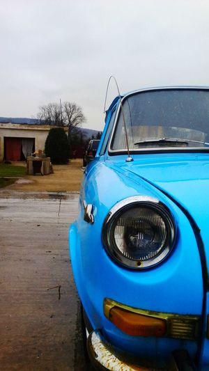 Škoda MB 1000 Washing Car Veterans Bluecar
