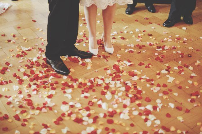 Wedding Roses Flowers Joy Beautiful Day Happiness Just Married Wedding Photography Lookingdown Open Edit