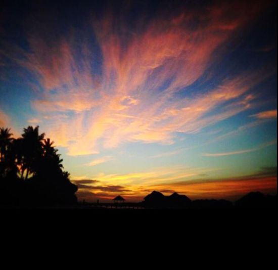 Maldives ?? Beautiful Nature Beautiful ♥ Maldives Irufushi île Coucher De Soleil Perfect Shot Clouds Filter Summer ☀