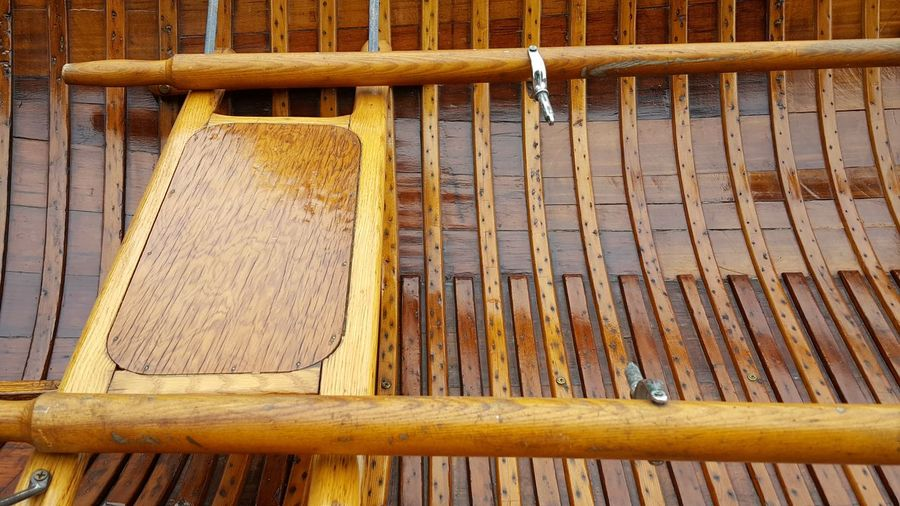 Backgrounds Of Wooden Boat Deck