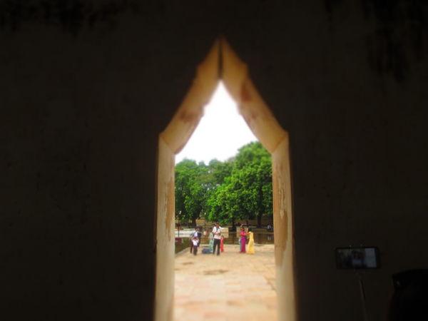 Door Pagoda Myanmarculture People Shadow FocusOn EyeEmNewHere