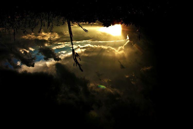 Sottosopra Clouds Maiunviso Maiunsentimento Landscape_photography Loneliness Cloudporn Limiti Umani Skylovers Solitudine