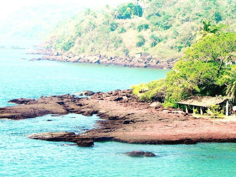 Seaside Goadiaries Sea Land