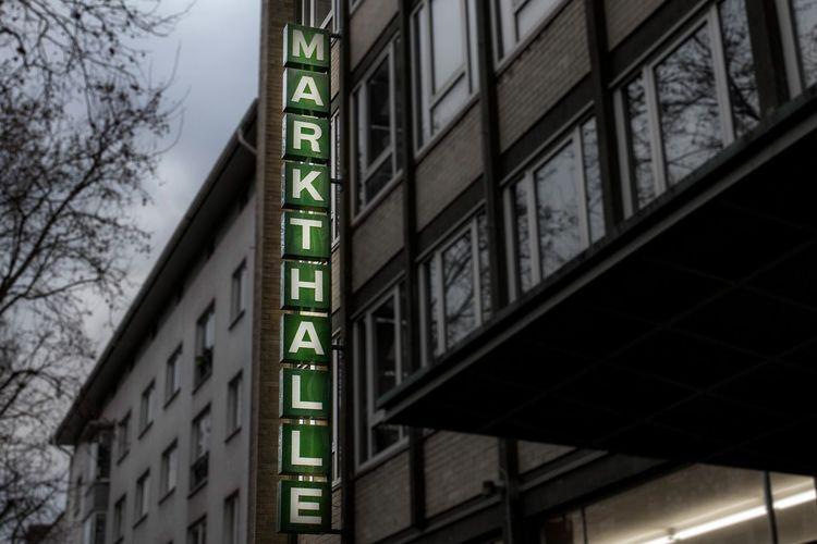 Kleinmarkthalle - Indoor Market Hall in Frankfurt Frankfurt Am Main Kleinmarkthalle Market Halls Indoors  Culinary Architecture_collection Paradise Kleinmarkthalle Frankfurt