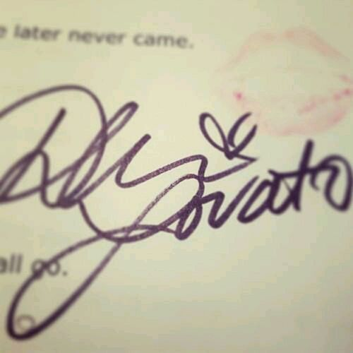 My Handwriting :)