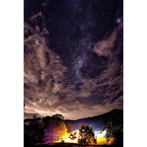 Milky way Night