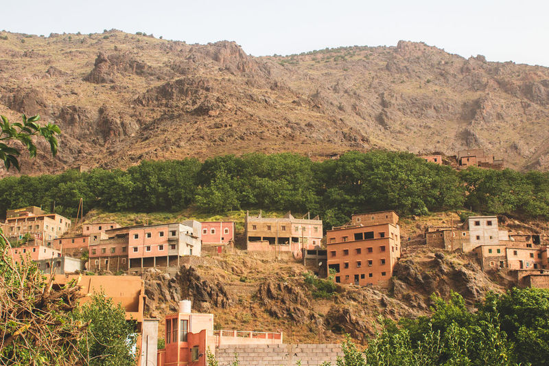 Imlil Town in Morocco Imlil Morocco MoroccoTrip Architecture Beauty In Nature Building Building Exterior Built Structure City Day Environment House Imlil, Marrakech Land Mountain Mountain Peak Mountain Range Nature No People Outdoors Plant Residential District Scenics - Nature Town Tree