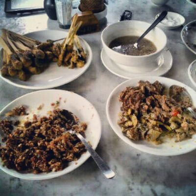 Nasi Lawar Bali KhasBali Lunch AxiooPicoPad AndroPhotography PhotoToday Instagram
