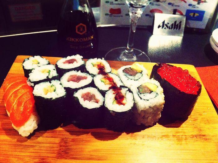 Lecker Sushi :) Sushi