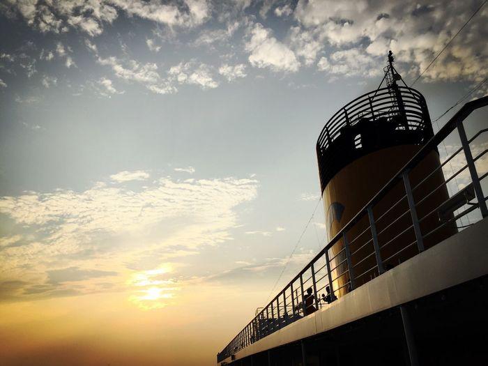 43 Golden Moments Costa Serena Sunset