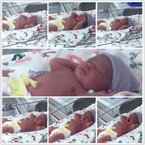 Welcoming Baby Braylee