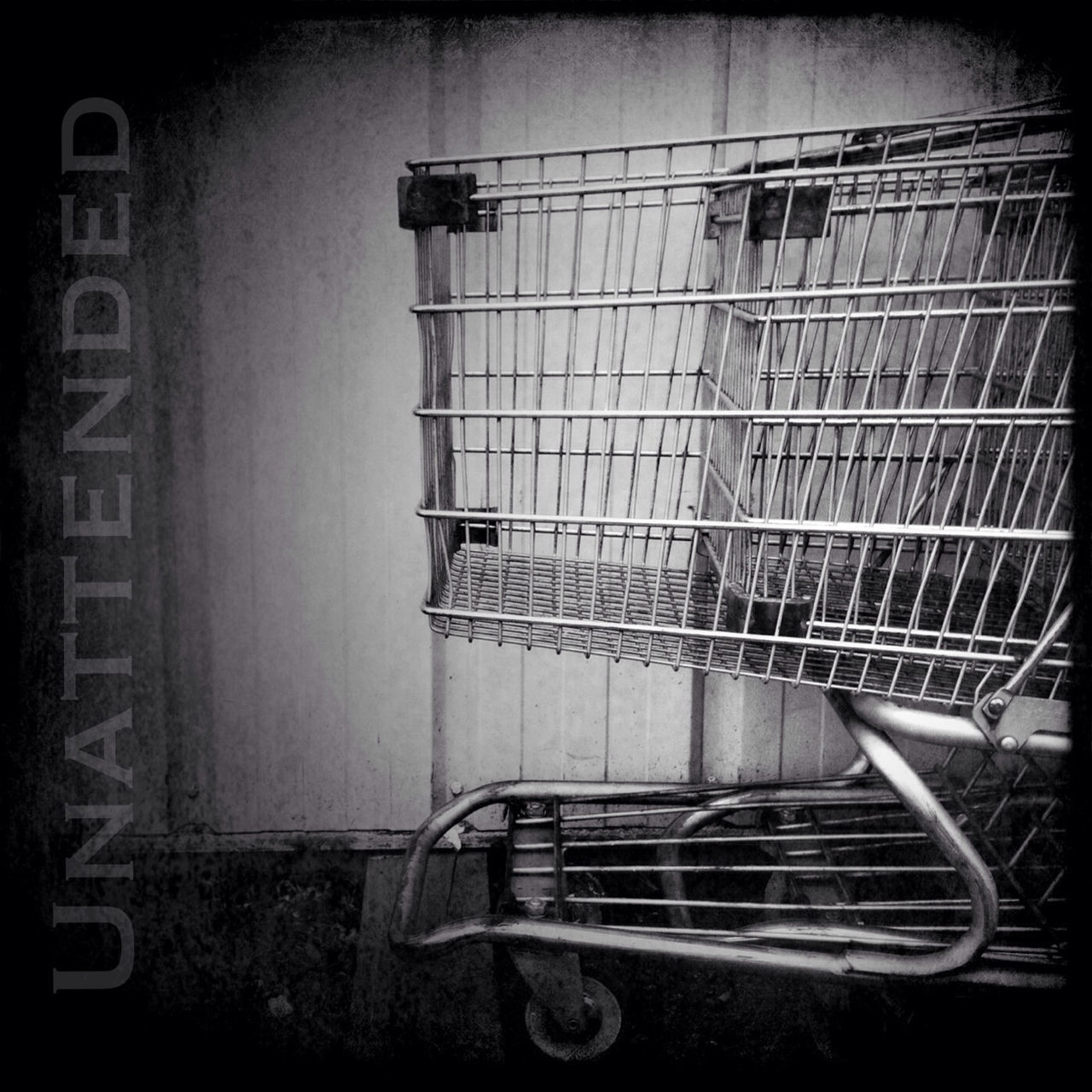 no people, indoors, shopping cart, day, close-up