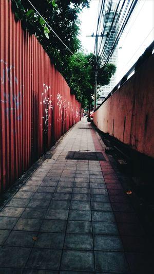 เปลี่ยว ByPass city The Way Forward Day Outdoors Built Structure No People