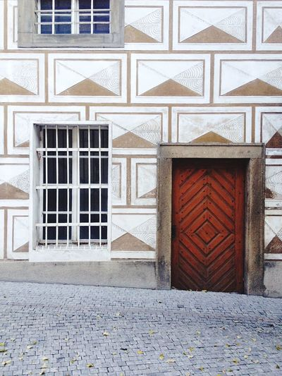 Graphic but Classic : Memory from Europe Trip 2013 Prague Castle Prague Prague Czech Republic Pražský Hrad Wall Wall - Building Feature Building Door