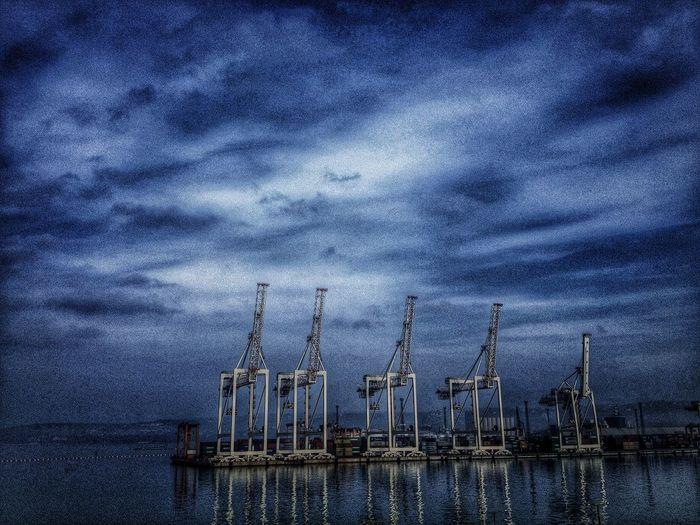 The Architect - 2015 EyeEm Awards Port Of Koper