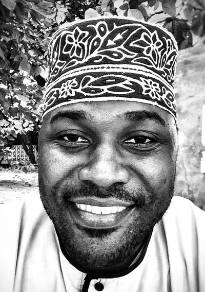 Africanpeople IPhoneography African Man Arab Islamic People Photography People Headshot Smiling Smile Happiness♥ Black And White Black And White Photography African People Africa Africanman Black&white Smile ✌ Happy :) Calm Wonderful Amazing Potrait Man