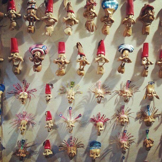 Bazaar Mask Magnet Market bodrum
