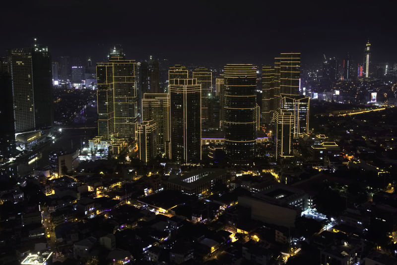 Manila skyline at night overlooking the Makati triangle ASIA Makati City Manila Nightphotography Philippines Architecture Ayala Building Exterior Built Structure Capital Cities  City Cityscape High Angle View Illuminated Makati Modern Night No People Outdoors Sky Skyscraper Travel Destinations Urban Skyline