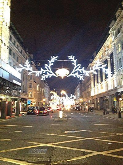 Shopping Oxford Street