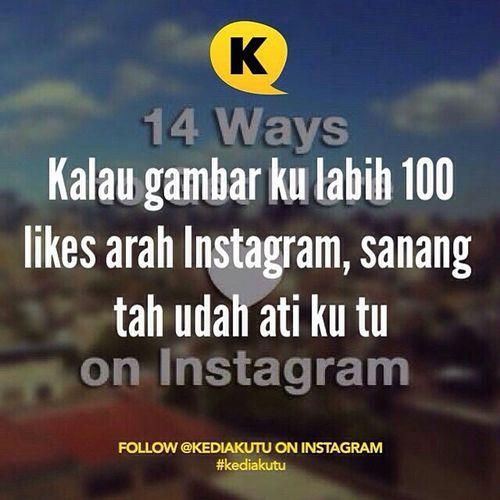 Repost @kediakutu Ehh... KediakuTu Brunei Share with your family & friends Feel free to repost ?