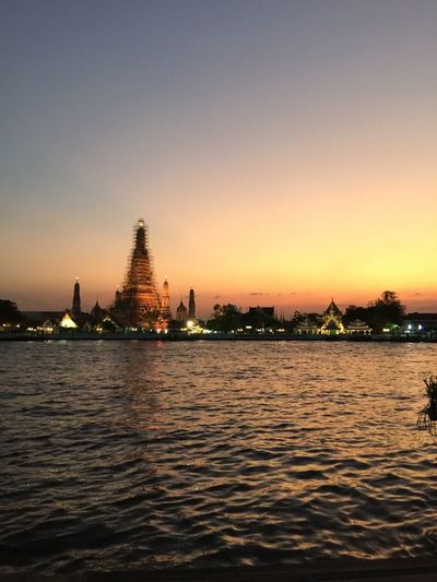 Wat Arun Bangkok Thailand. Salarattabakosin Taken By Iphone 6 Plus