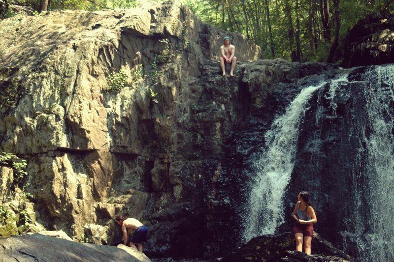 Exploring. Kilgore Kilgore Falls Water Falls Exploring Swimming Summer