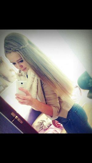 Miss My Brown Hair. :(