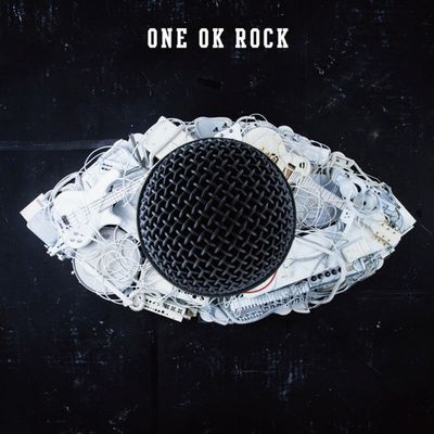 """ONE OK ROCK - """"Jinsei x Boku ="""" Did you know that """"Jinsei x Boku ="""" has like, a double meaning """"Jinsei"""" means """"Life"""" """"Boku"""" means """"Me"""". But what has two meanings is the """"x,"""" which is read as """"kakete"""" which is how to say """"multiplied by"""" in Japanese. But the word for """"to risk"""" is also pronounced the same as """"kakete"""" so it's like a play on words. The """"="""" is read as """"wa"""" which (in this case) means """"will"""". So to put it all together, the translated title is """"I will risk my life to"""" or """"I will put my life into"""" (insert life goal here). Also, in their tour name, """"jinsei x kimi ="""" or """"jinsei kakete kimi wa,"""" """"kimi"""" means """"you""""). And this is why I love ONE OK ROCK songs and lyrics."""
