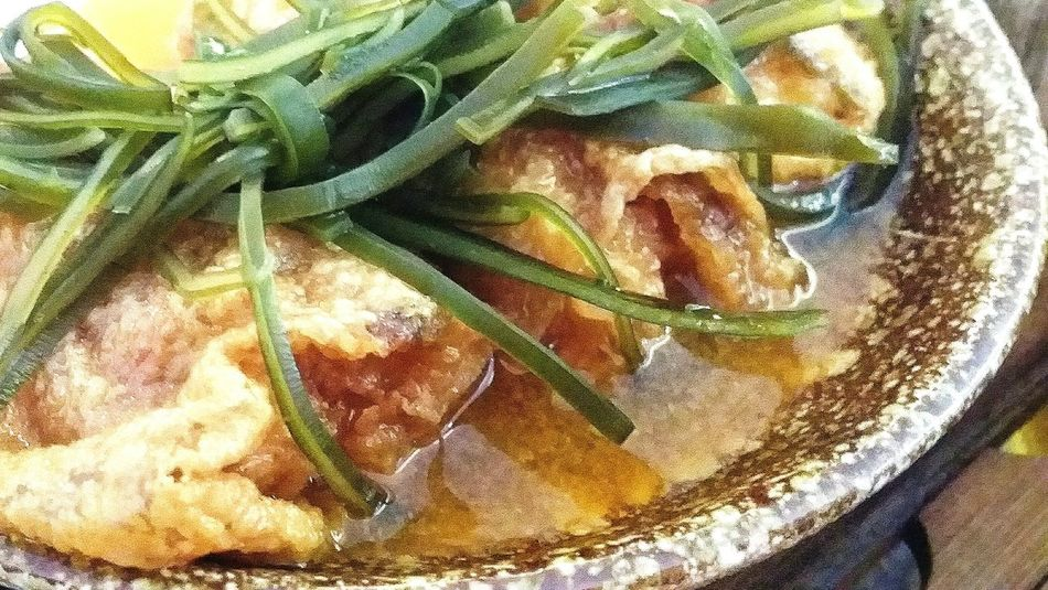 Beancurd Skin with Prawns in Broth Dimsum Chinese Food Cantonese Food Food Foodphotography Singapore