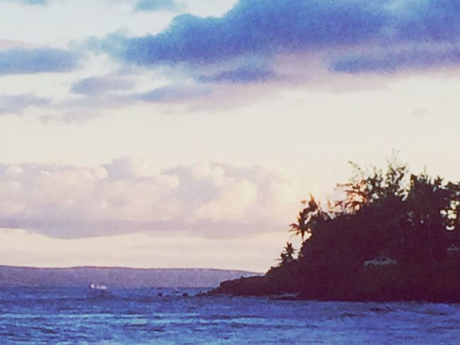 What a day this was What I Live For  Maui Hawaii Sun Set