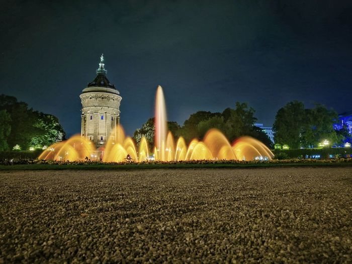 Mannheim Night