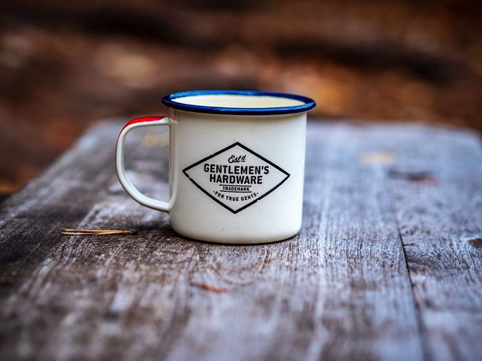 Forest EyeEm Selects Text Communication Western Script Still Life Close-up No People Selective Focus Wood - Material Table Mug Cup Food And Drink