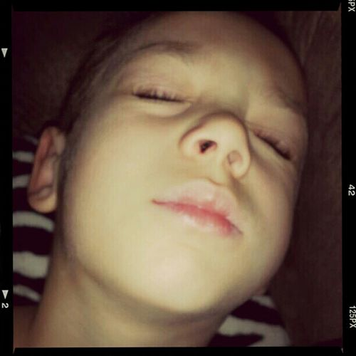 Sleeping Cutie!