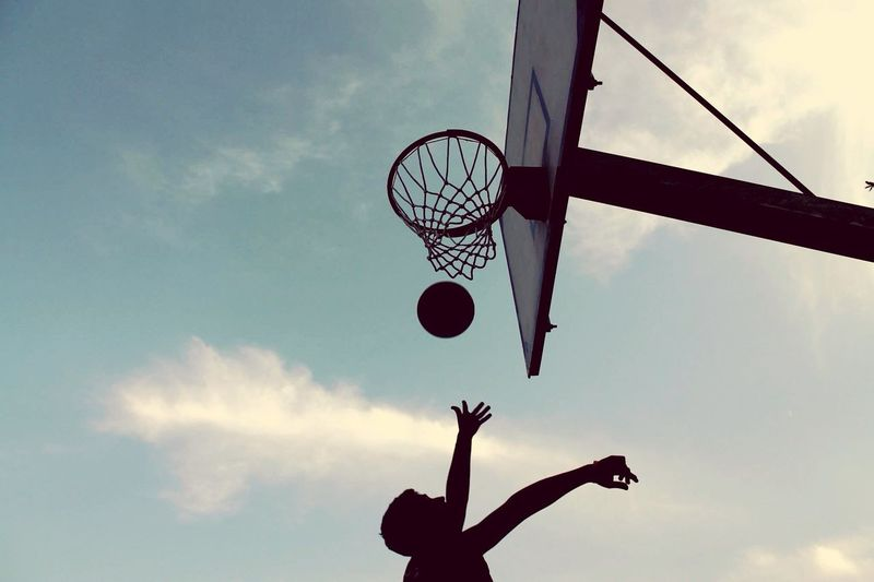 Basket Player Sport Lover Holiday