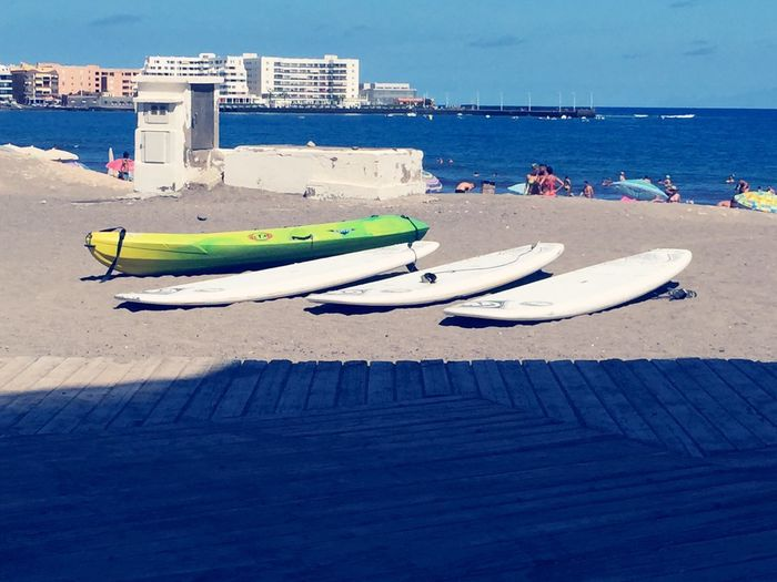 Wind Surfing time....