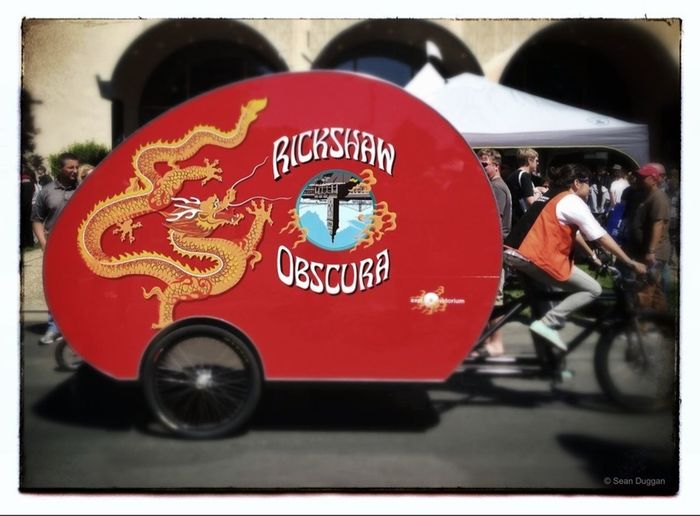 Rickshaw Obscura