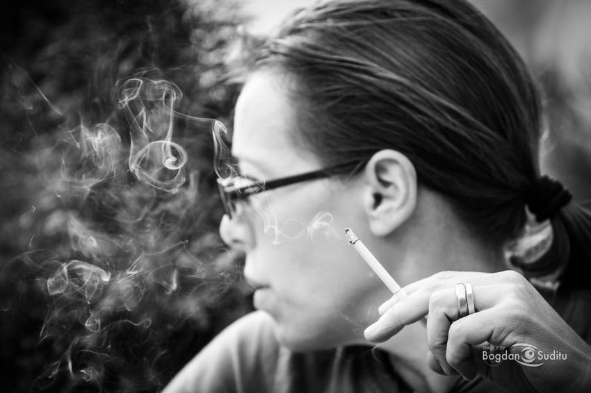 In smoke Eye4blackandwhite Streetphoto_bw Streetphotography Bw_collection