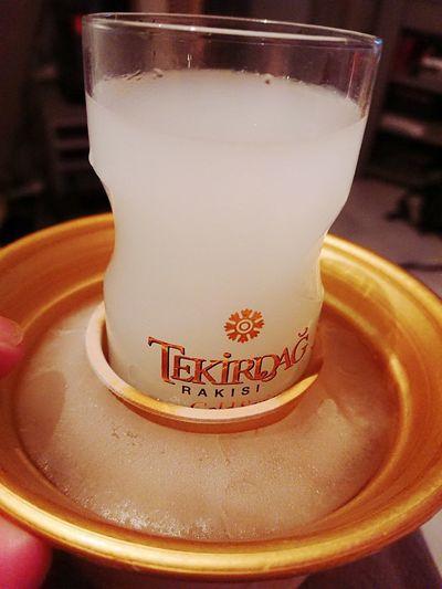 Enjoying Life Tekirdağ RAKI esta noche Tasty Yummy