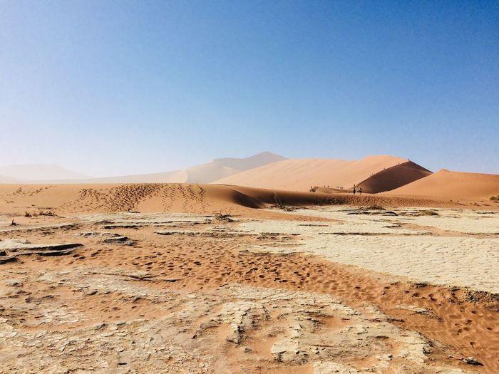 Sky Desert Scenics - Nature Landscape Land Climate Tranquil Scene