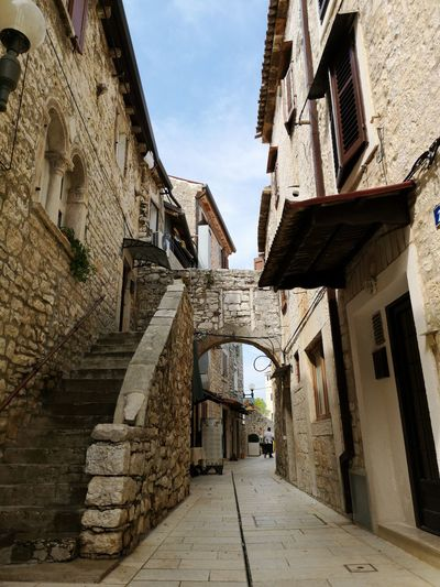 Streets of Umag