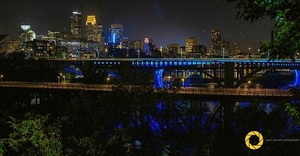 Last Night of Summer in Minneapolis Minneapolis Panorama Captureminnesota Cityscape Urban City Nightout Canon Igersmidwest