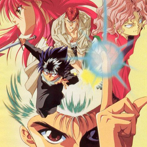 My all-time favorite anime series. Yuyuhakusho GhostFighter Anime Manga Series Japanese Japan Awesome Love Kurama