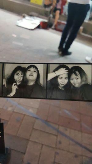 Friendship Photobooth Hongdae Street