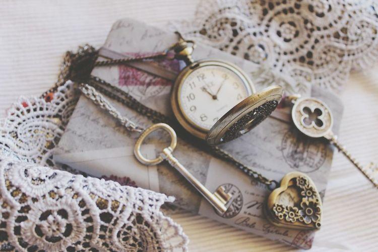 ❤❤❤Vintage Key Time BeautifulPic