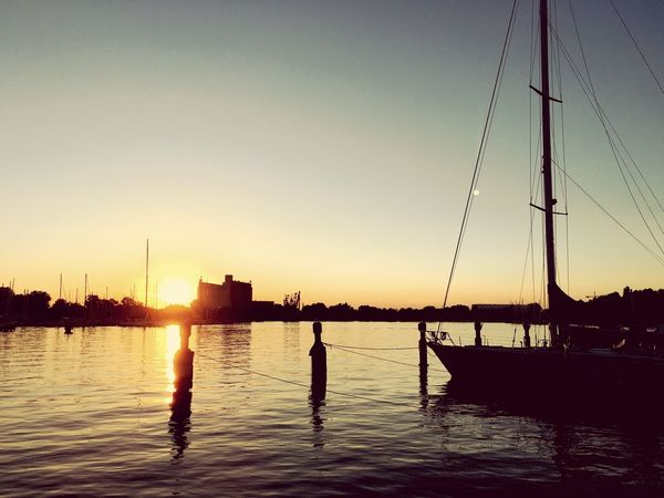 Silver  Light And Shadow Silver Sunlight Sunset Sunset_collection Docks Italy Friuli Venezia Giulia Enjoying The Sun